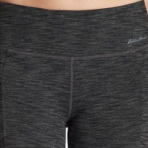 Eddie Bauer Pants - Eddie Bauer cropped work out leggings lrg.